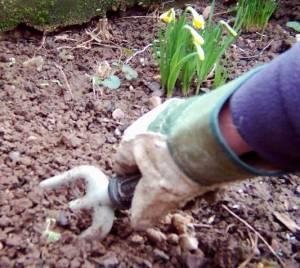 prayer evangelism is like tilling the soil.